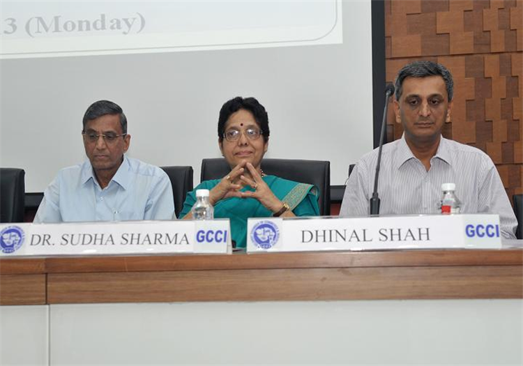 Interactive Meeting with Dr.Sudha Sharma, Chairperson, CBDT