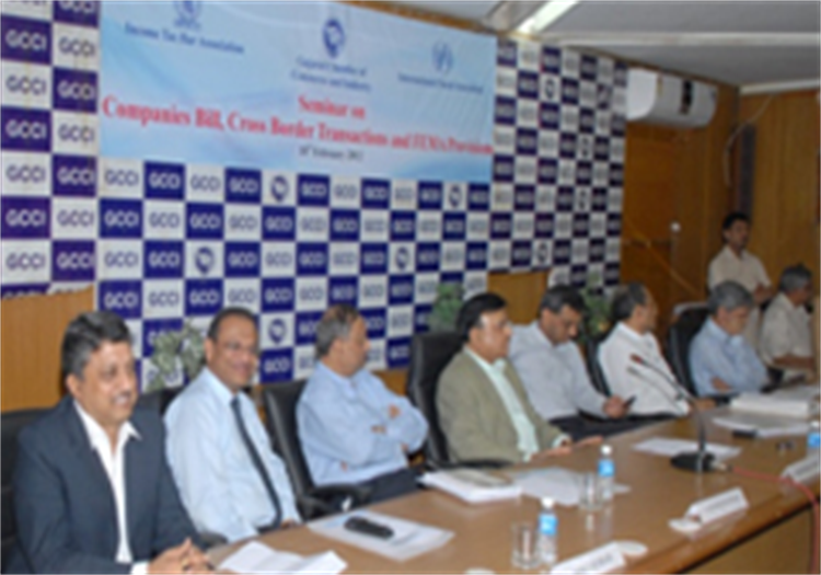 Seminar on Companies Bill, Cross Border Transactions and FEMA Provisions