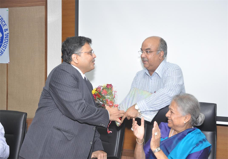"Lecture on ""Role of Corporate India: Empowering The Specially Abled\"""
