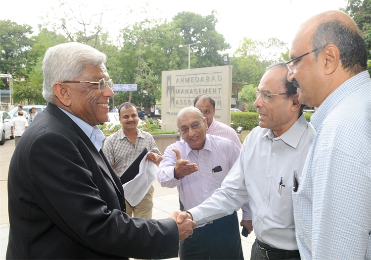 "Guest Lecture by Shri Deepak Parekh: ""Imperative Economic Reforms for Sustainable Growth of India\"""