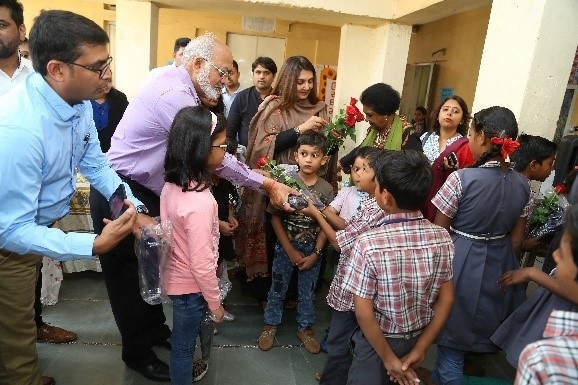Children Day Celebration -CSR Activity