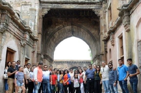 World Heritage City 'Auto Yatra'