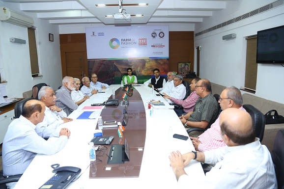 Interactive Meeting along with visit of GCCI ADRC Centre